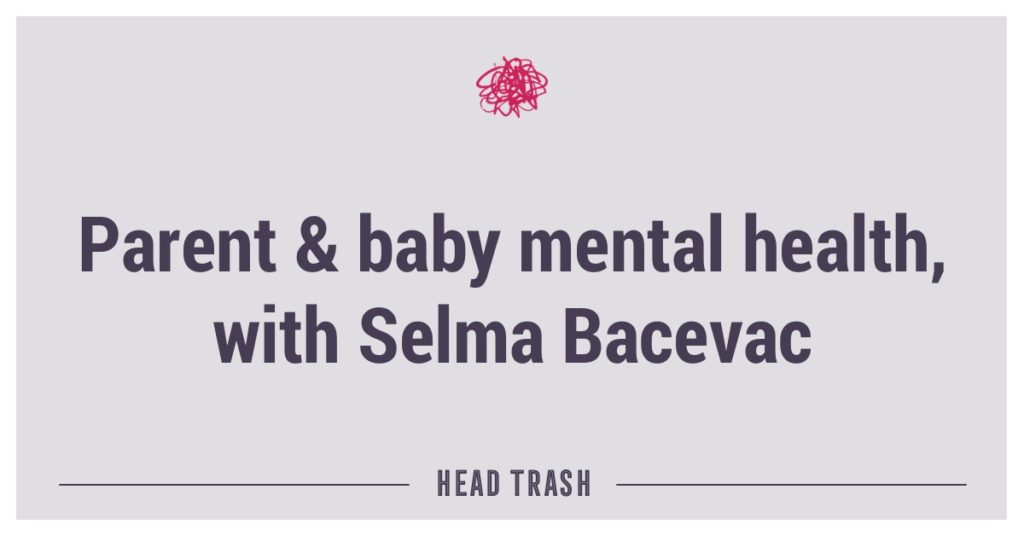 baby mental health